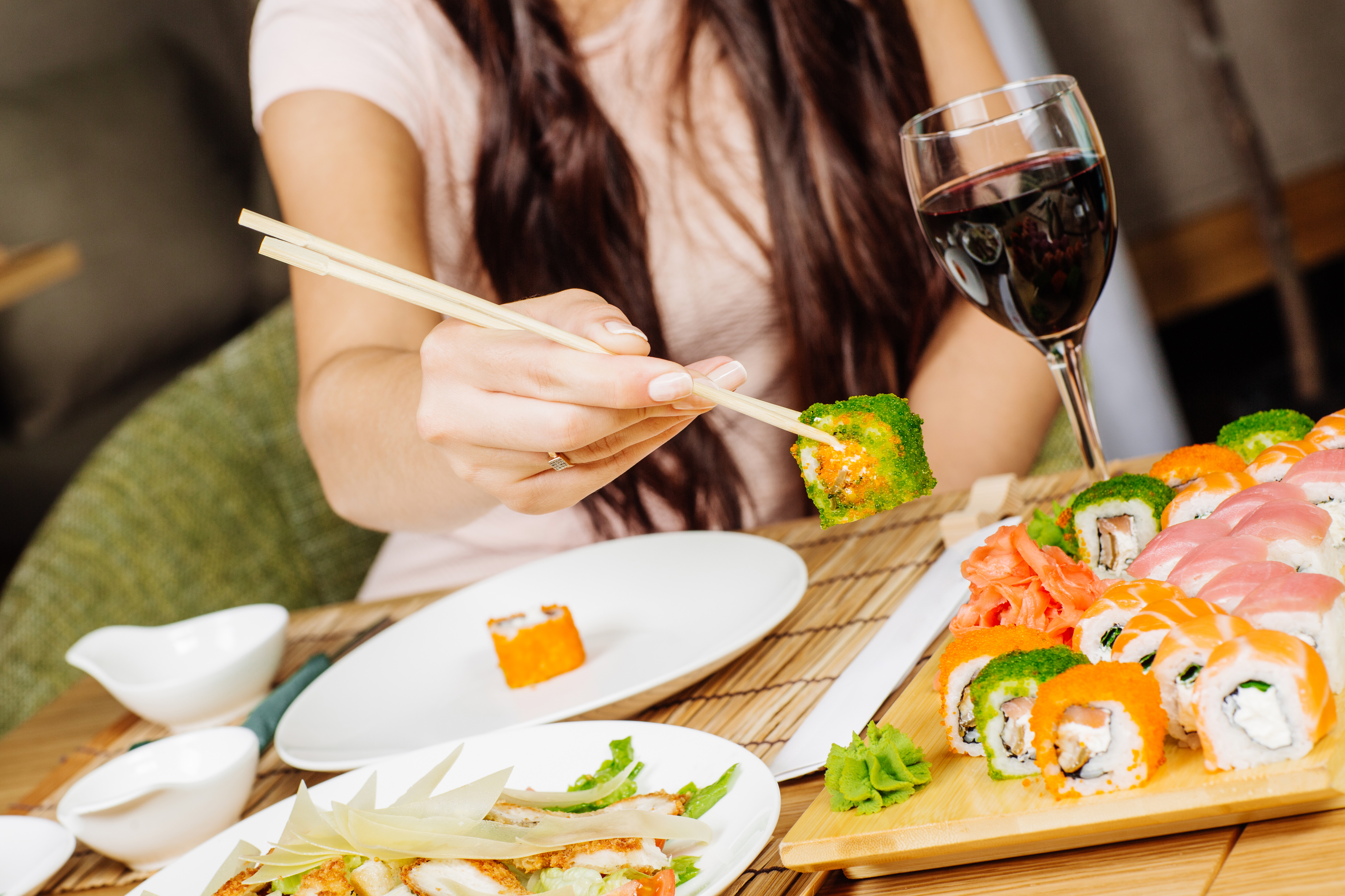 Highly Successful Sushi Franchise for Sale