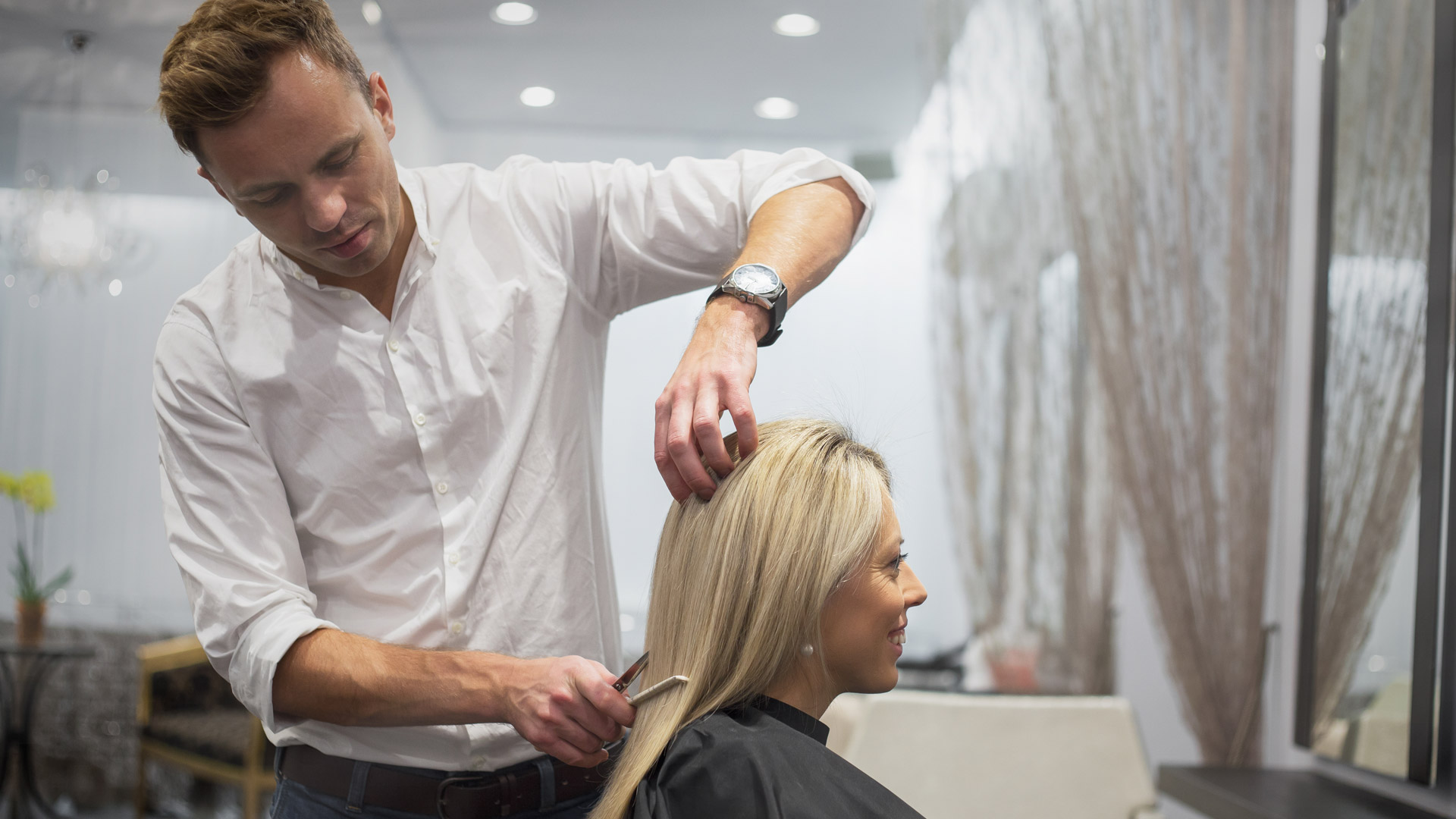 Leading Melbourne CBD Hair Salon for sale in Victoria, Australia