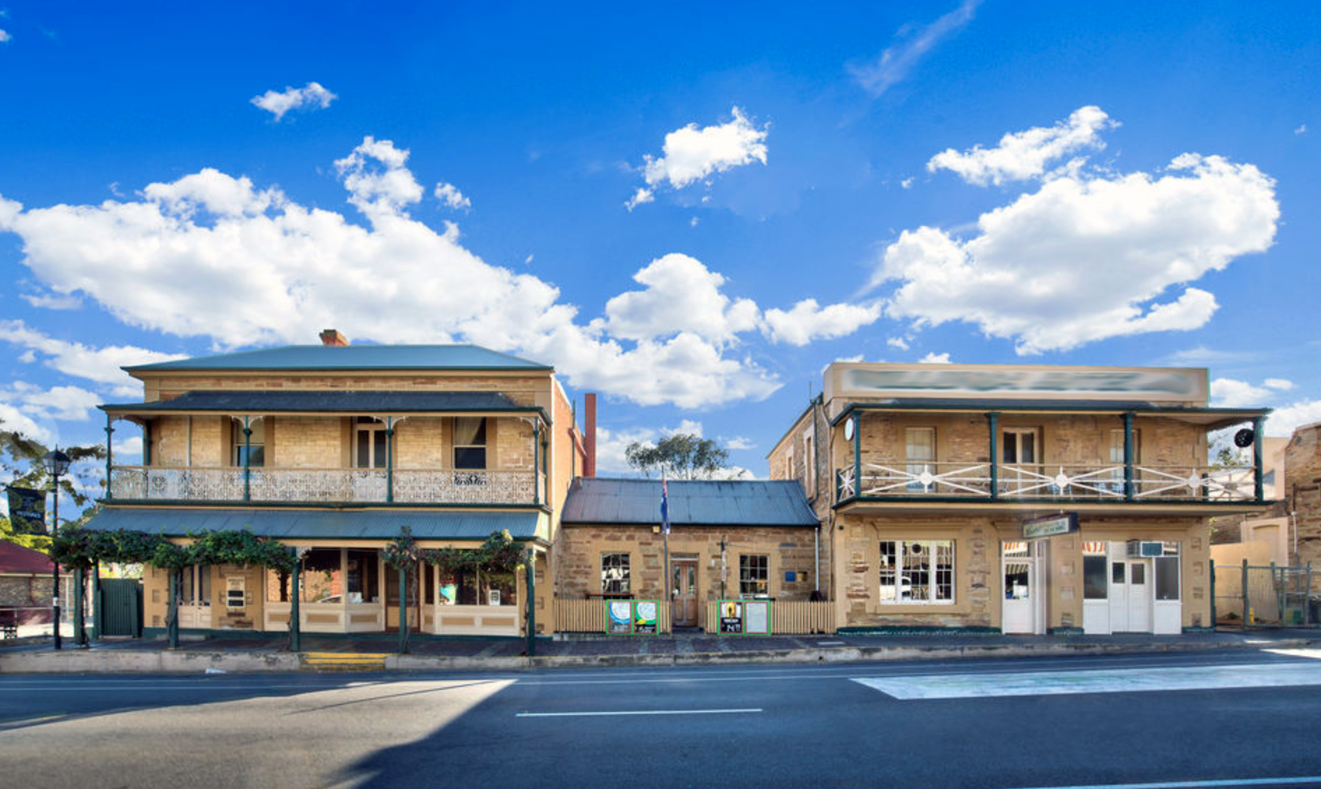 Country Hotel For Sale Famous McLaren Vale Wine Region - UNDER CONTRACT