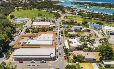 Award Winning IGA Anchored Shopping Centre For Sale in New South Wales