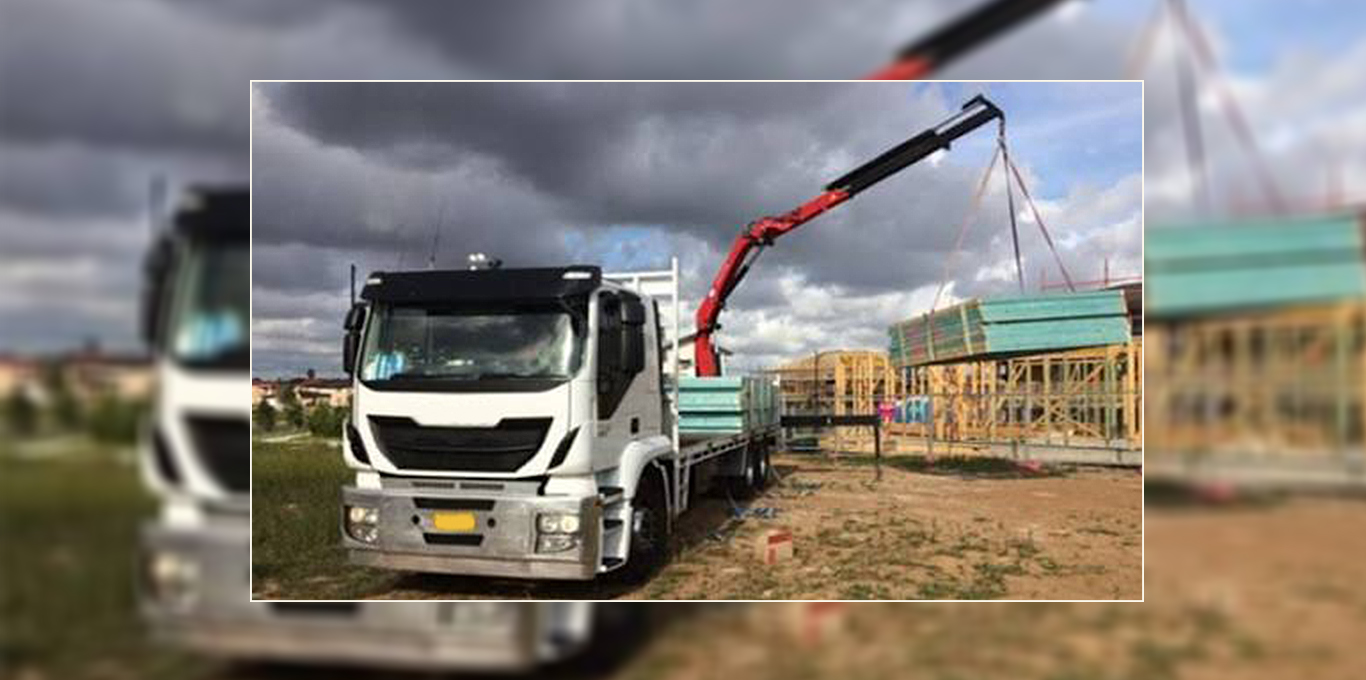 Thriving Crane Truck Business For Sale | Sydney