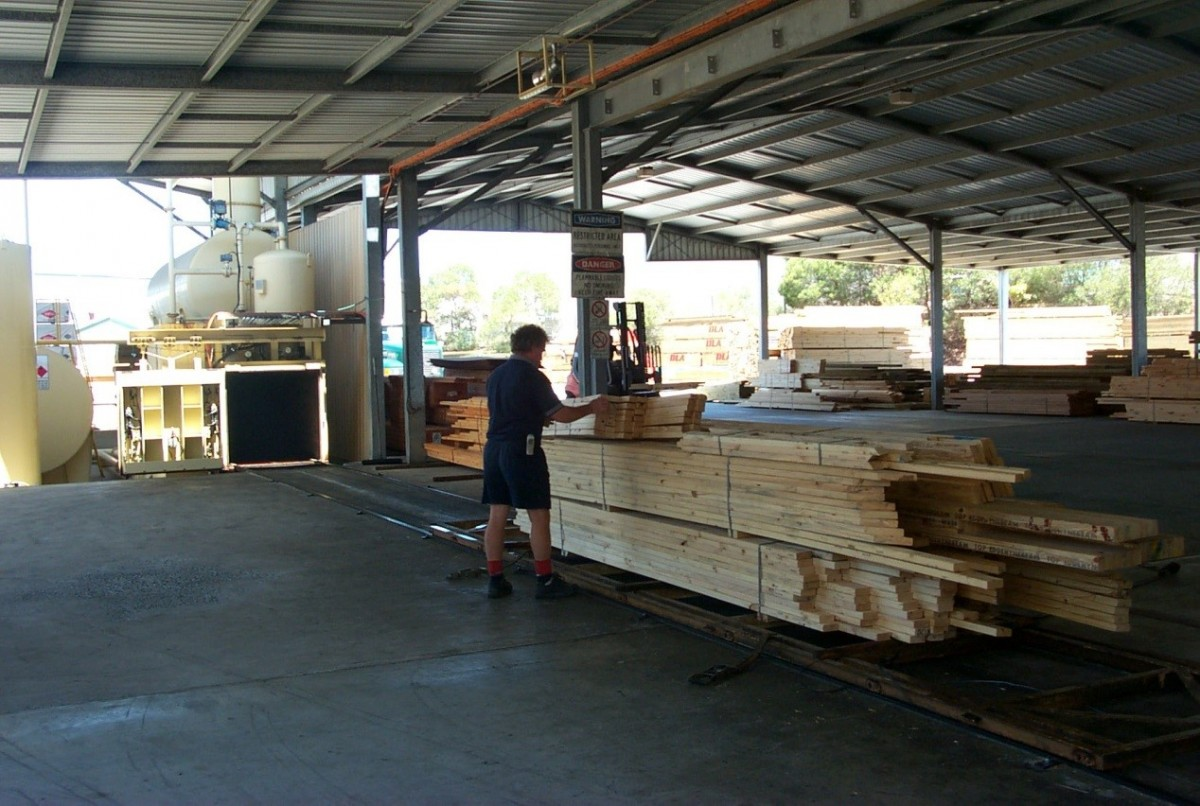 Timber Trusses and Framing Manufacturer plus Trade & DIY Building Supply's