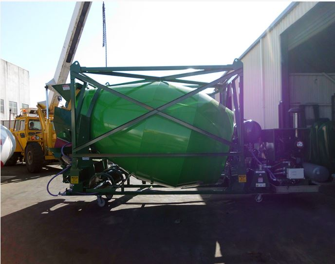 Semi-Managed Manufacturing Transit Mixers – in QLD for 30 years