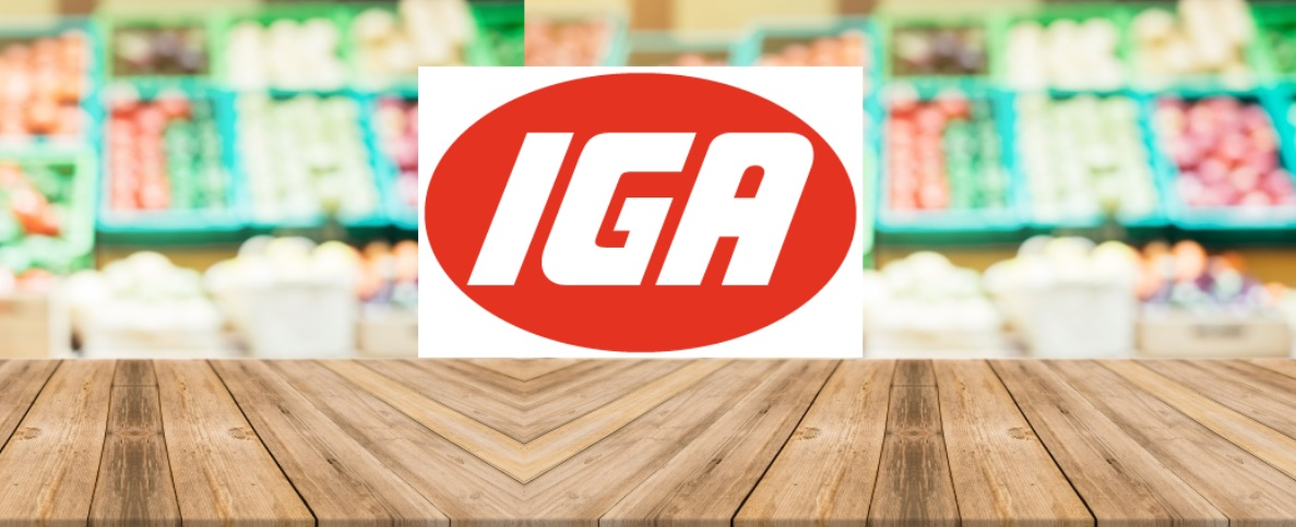 IGA SUPERMARKET -  West of Brisbane  'Proud Independent Retailer'