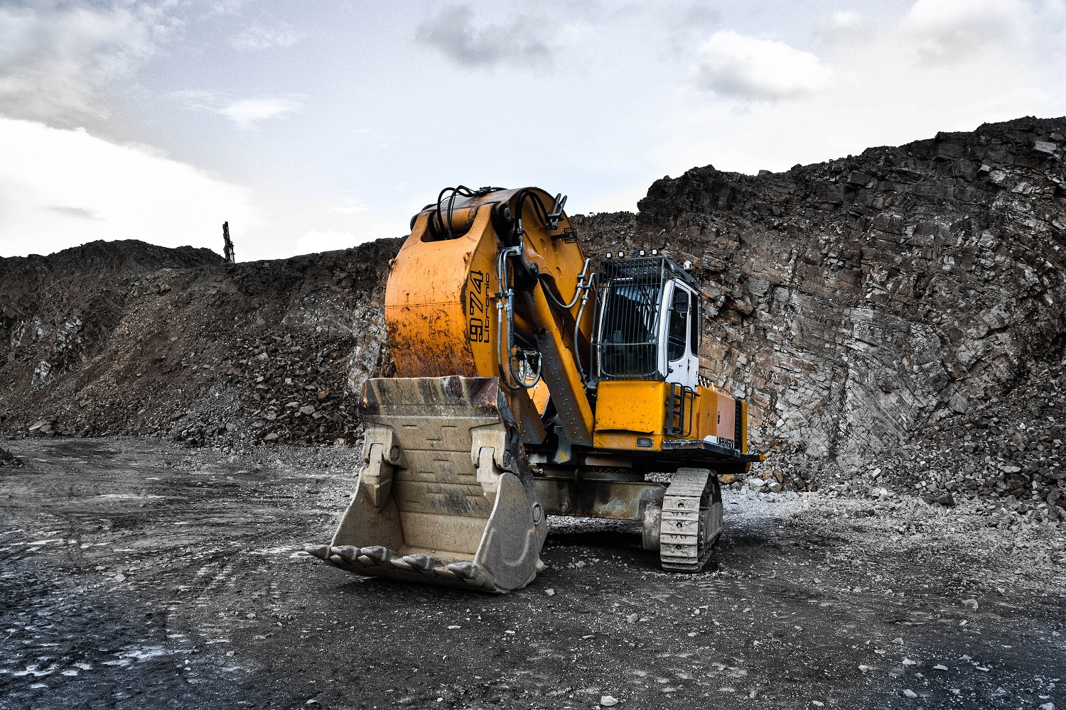 Earthmoving and quarry business in Northern Rivers NSW Area in NSW, Australia