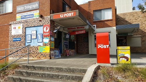 Parramatta Region Licensed Post Office & NSW Lotteries Agent