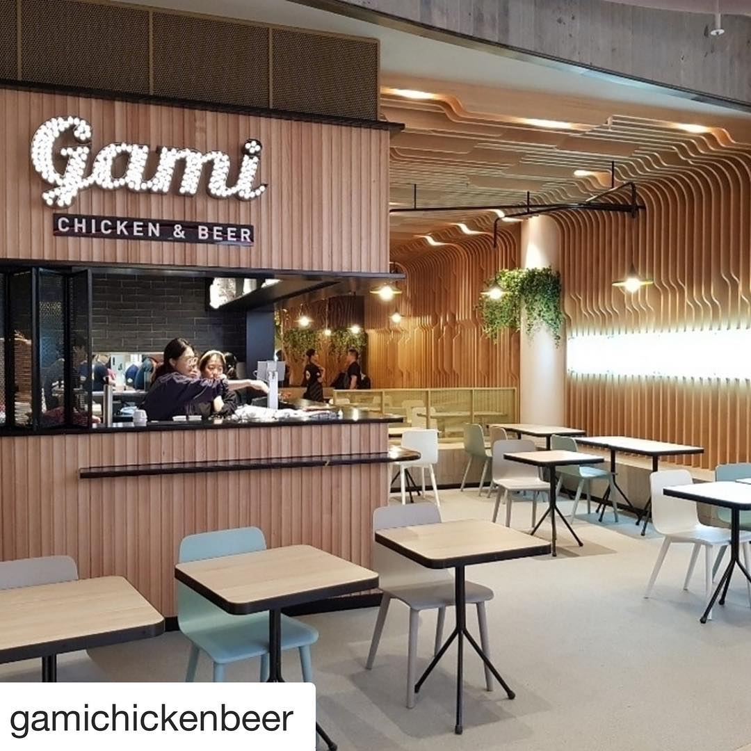 Free chicken & beer when you own a Gami restaurant. Watergardens/ Taylors Lakes