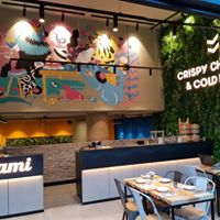 Free chicken & beer...when you own a Gami restaurant. New locations in Sydney.
