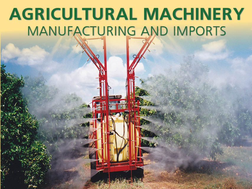 N8/095 Manufacture and Import of Agricultural Machinery