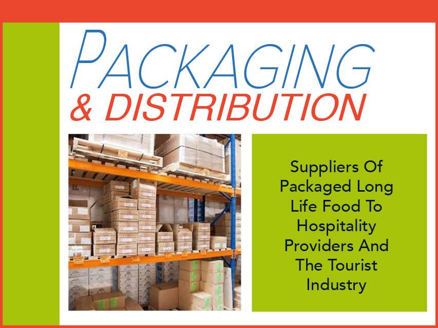 N8/108 Packaging & Distribution