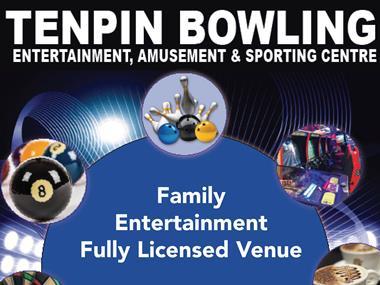 68/054 Tenpin Bowling Entertainment & Amusement Centre
