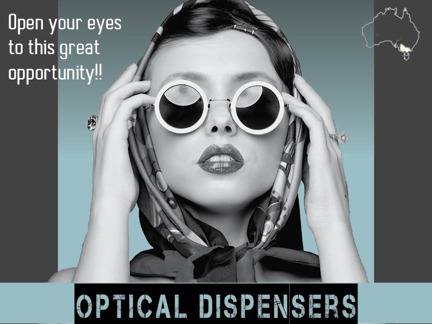 N8/077 Optical Dispensers - Open your eyes to this opportunity
