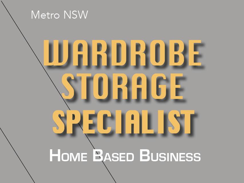 N8/074  Profitable Wardrobe Storage Specialist