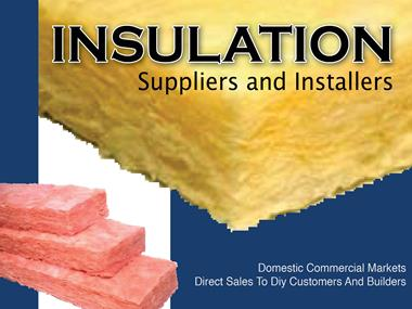 68/073 Insulation Suppliers and Installers | Established Family Business