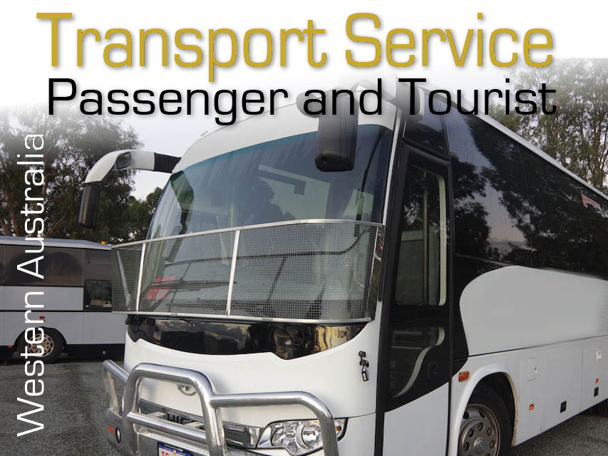 Thriving Passenger and Tourist Transport Service N8/126