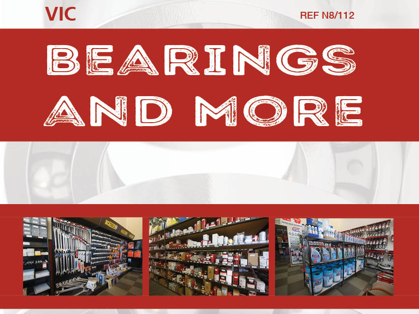 N8/112 Bearing & Engineering Supply Business
