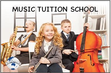 68/009 Music Tuition School - Respected Brand