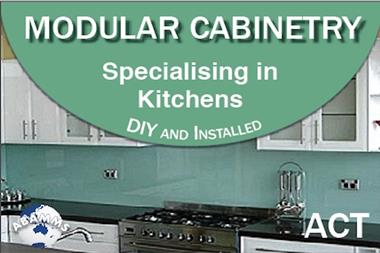 68/036 Modular Cabinetry - Kitchen Specialists