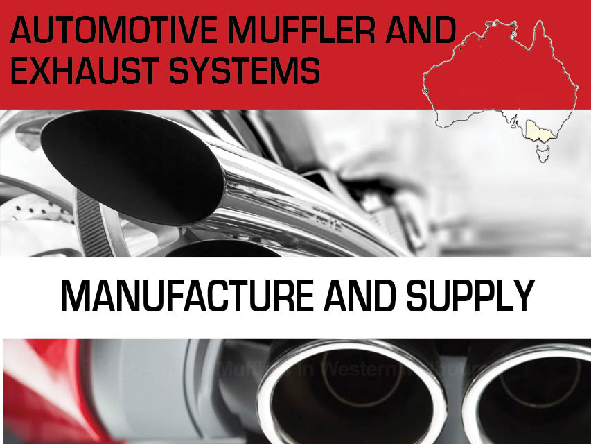 N8/093 Automotive Muffler & Exhaust Systems Manufacture & Supply
