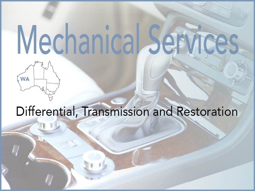 Mechanical Services