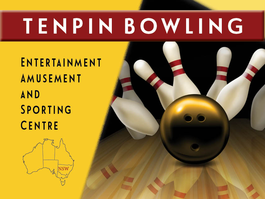 68/054 Tenpin Bowling Entertainment & Amusement Centre