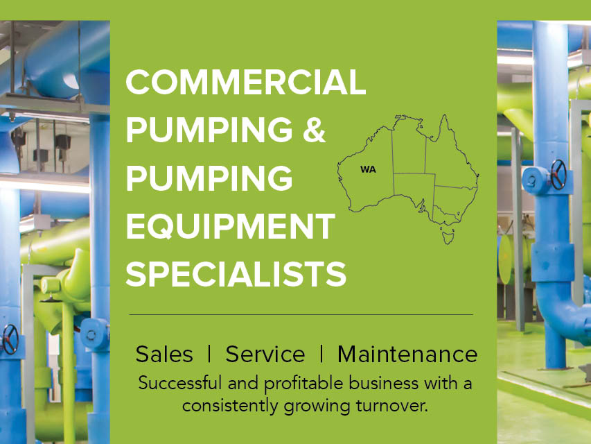 Buy Commercial Pumping & Pumping Equipment Specialists N8/122