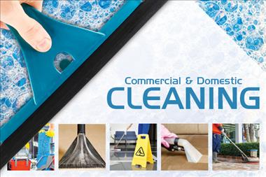 68/006 Commercial & Domestic Cleaning