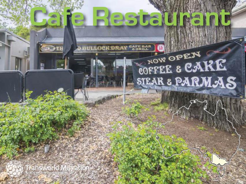 N8/092 Busy Cafe Restaurant  |  Urgent Sale