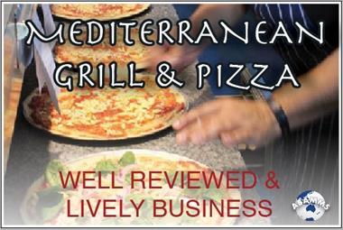 68/024 Mediterranean Grill & Pizza