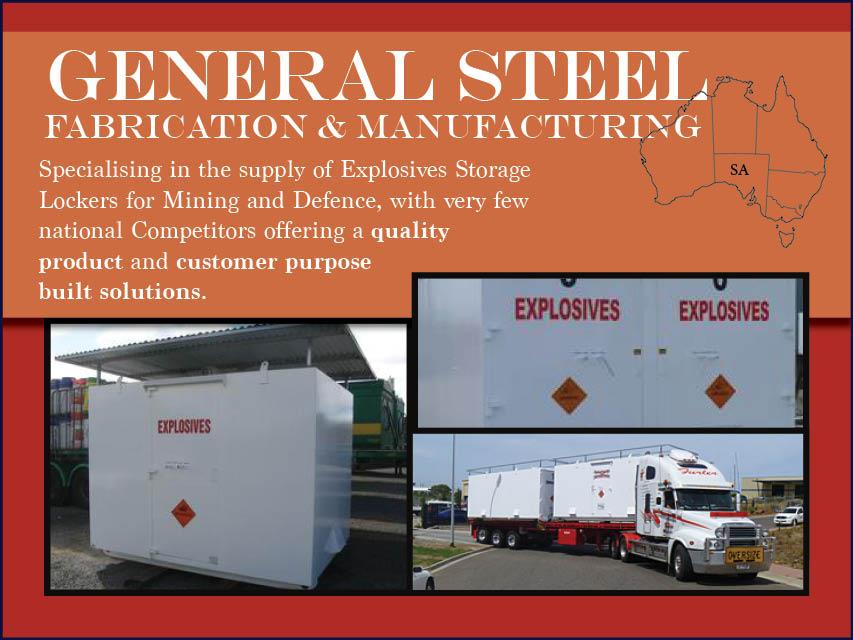 N8/100 General Steel Fabrication & Manufacturing