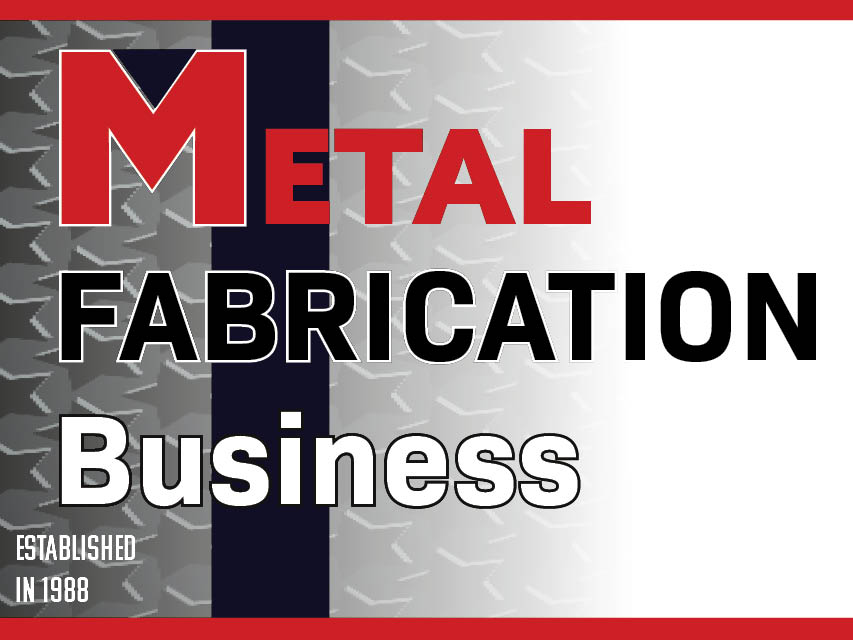 N8/107 Metal Fabrication Business