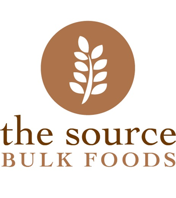 The Source Bulk Foods Logo