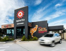 **NEW** Oporto Restaurant for Southport QLD