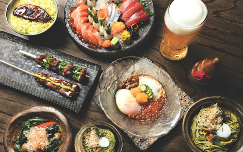 Modern popular Japanese Restaurant | Trendy Inner West Suburb | No Competition