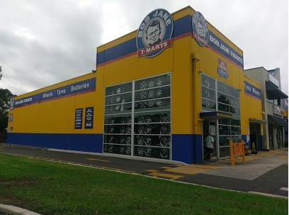Bob Jane T-Marts Castle Hill Franchise Opportunity (Tyres, Wheels & Batteries)