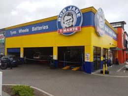 Bob Jane T-Marts Clarkson Franchise Opportunity (Tyres, Wheels & Batteries)