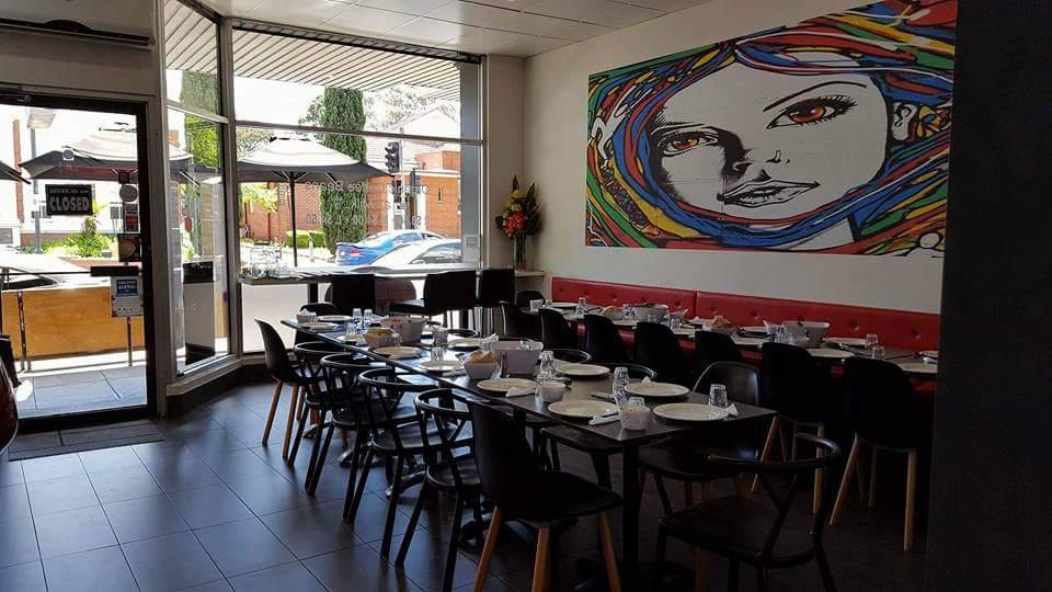 Cafe - Oakleigh MW1019