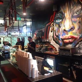 Cafe (Take Away) - Melbourne CBD