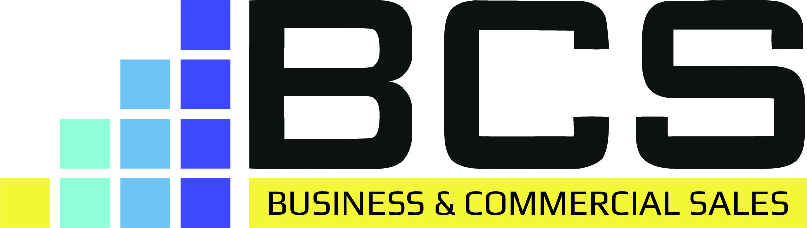 BCS Business & Commercial Sales Logo