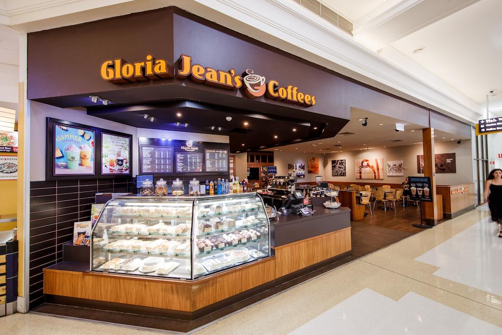 Quality coffee & food for customers! Gloria Jean's Coffees Kippa Ring Resale