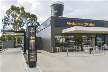 Quality coffee & food for customers on the run. Gloria Jean's Coffees Drive Thru