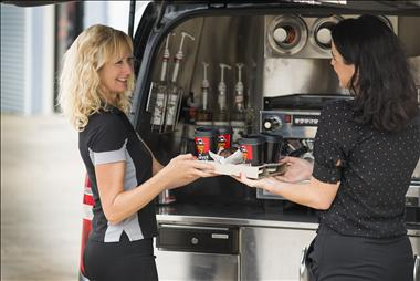 Be That Coffee Guy! NEW Coffee Guy mobile franchise available in SA!