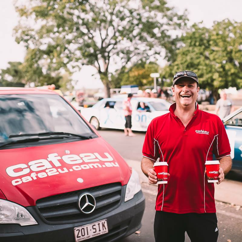 Café2U – Established Mobile Coffee Franchise now available in Glen Waverley, VIC