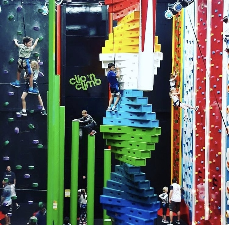 19038 Internationally Recognised Indoor Climbing and Popular Party Venue
