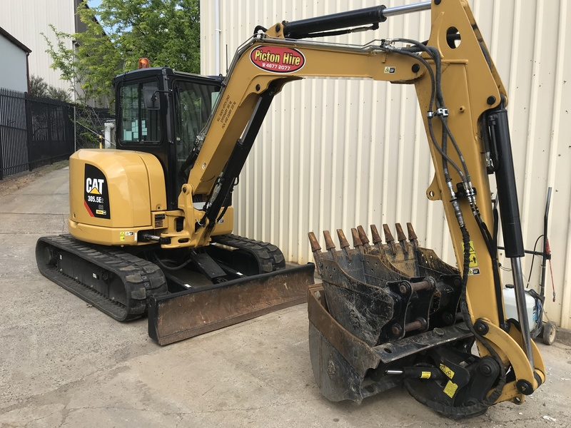 18235 Plant, Excavation and Tool Hire Business With Exceptional Reputation