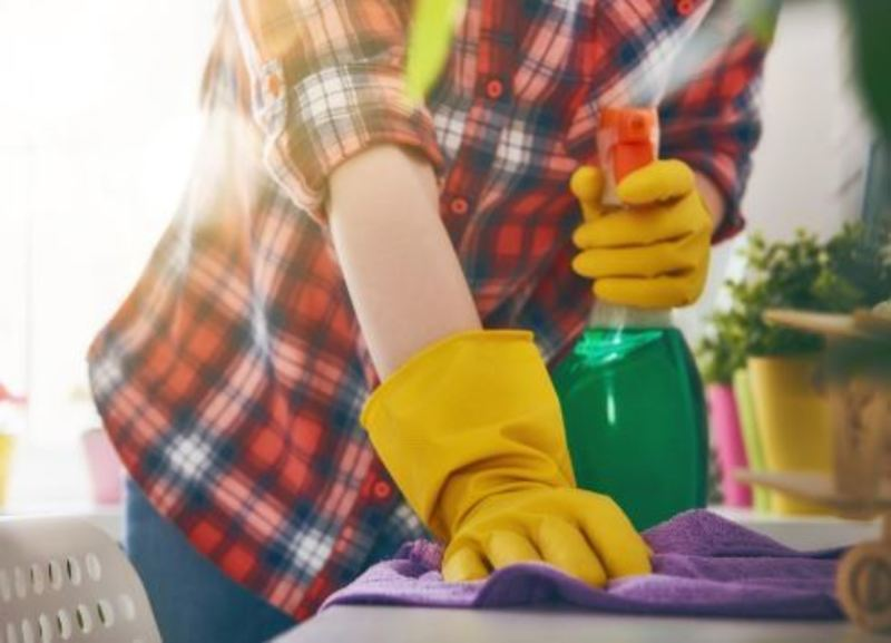 18090 Well-established Cleaning Business - Run it by yourself!