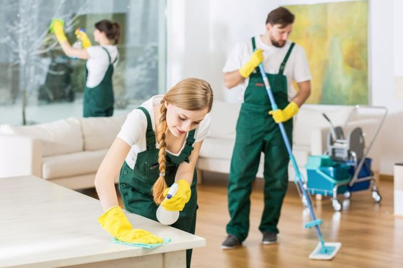 18114 Commercial Cleaning Business - North West Sydney