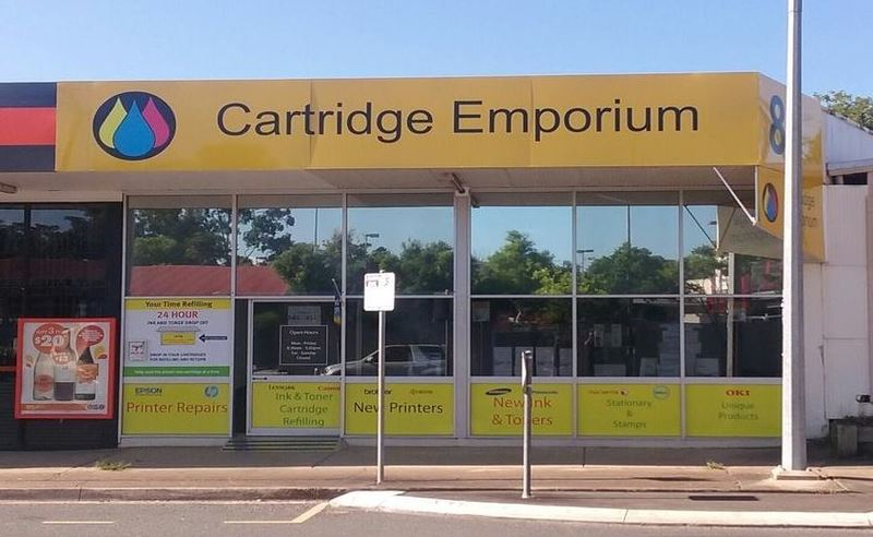 17001 Cartridge Office Supplier - Business and Freehold Property -Ideal Super In