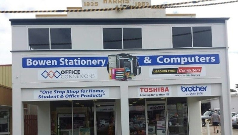 18244 Leading Edge Computer and Stationery Super Store
