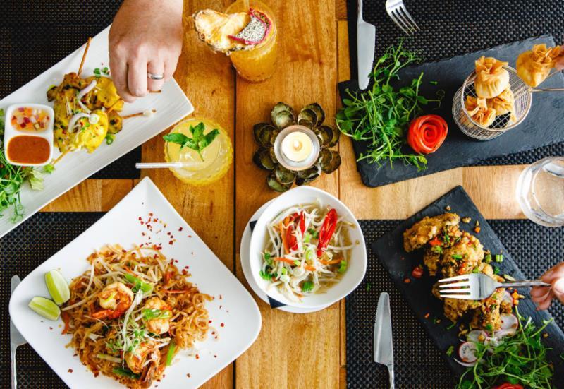 19001 Established Thai Restaurant In Ideal Gold Coast Location